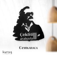Metal poster : Cem Karaca