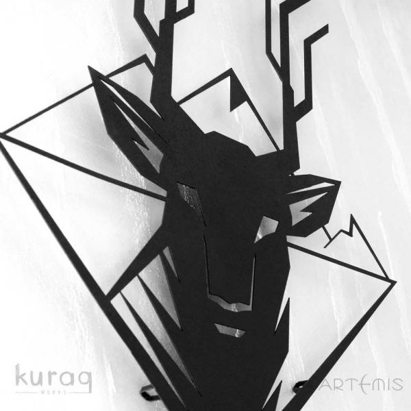 Metal poster : Artemis