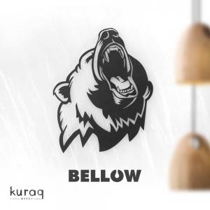 Metal poster : Bellow
