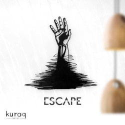 Metal poster: Escape