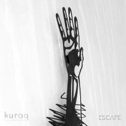 Metal poster: Escape
