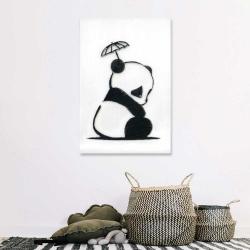 String Art: Panda | Yalnız / Alone