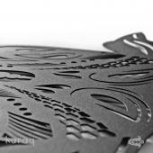 Metal poster : Caretta Caretta