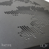 Metal poster LED : DOT