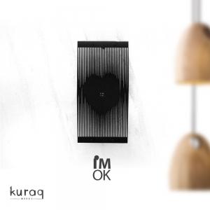 Metal poster : im ok
