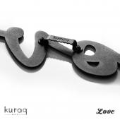 Metal Poster : Love