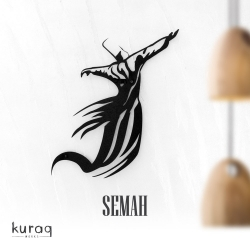 Metal poster : Semah