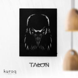 Metal poster LED : Talon