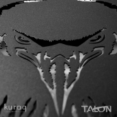 Metal poster LED : Talon