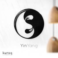 Metal poster : YinYang